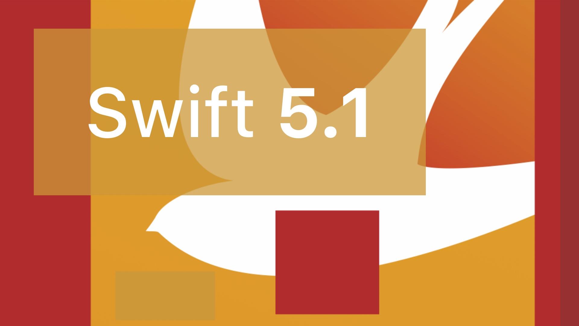 Neuerungen in Swift 5.1