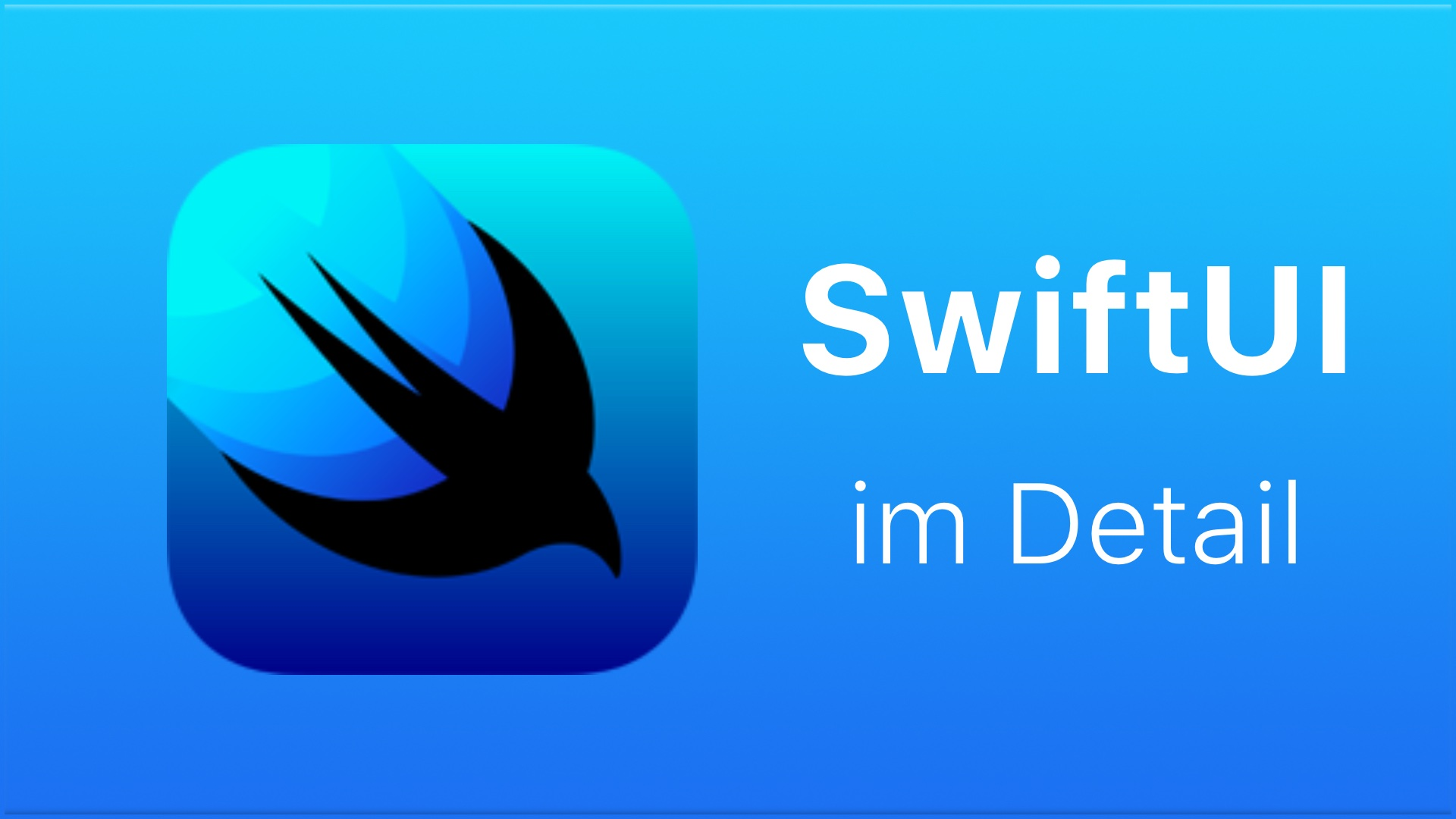 SwiftUI im Detail